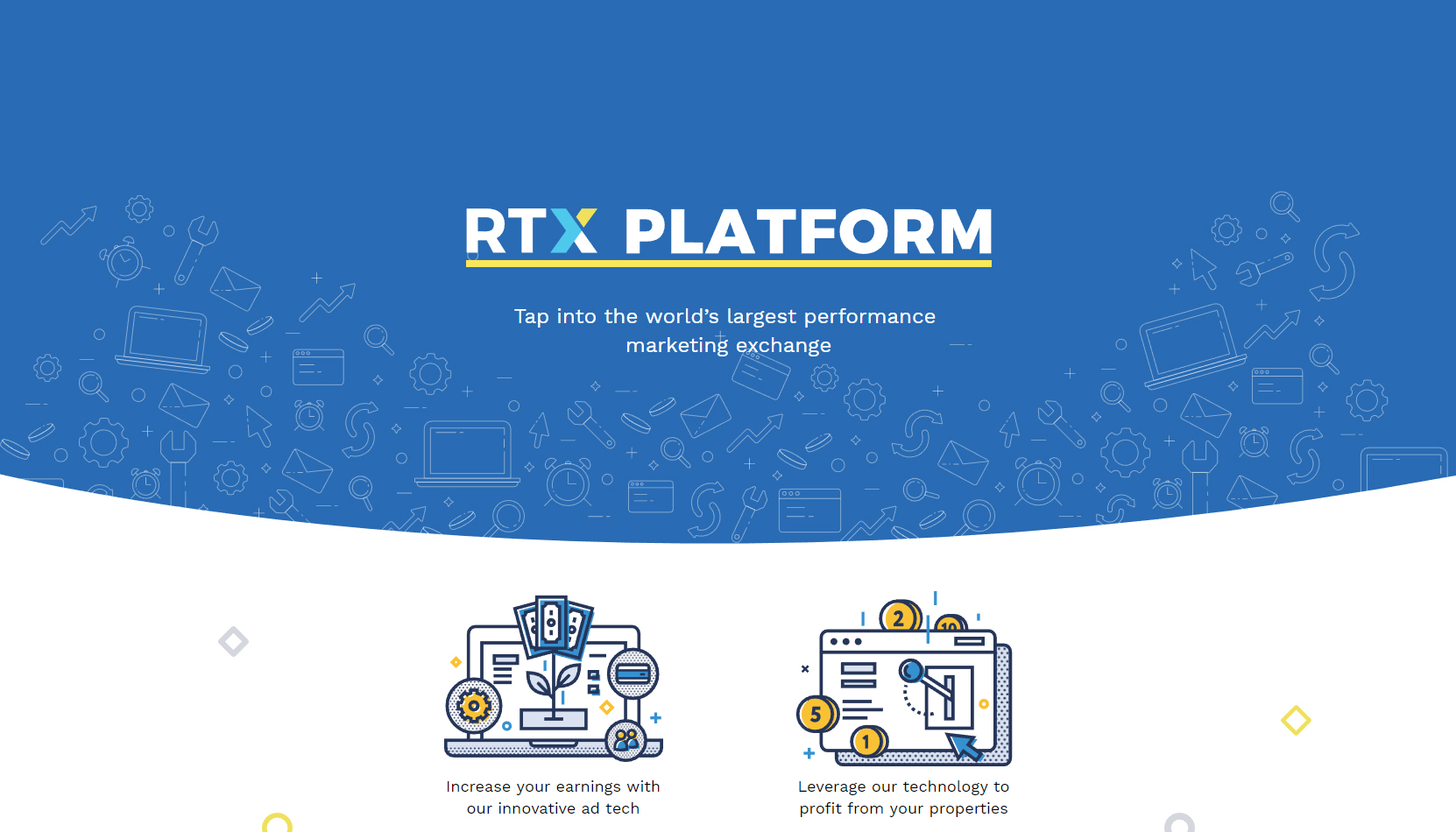 Receive +$100 Bonus on RTX Platform Through MaxBounty