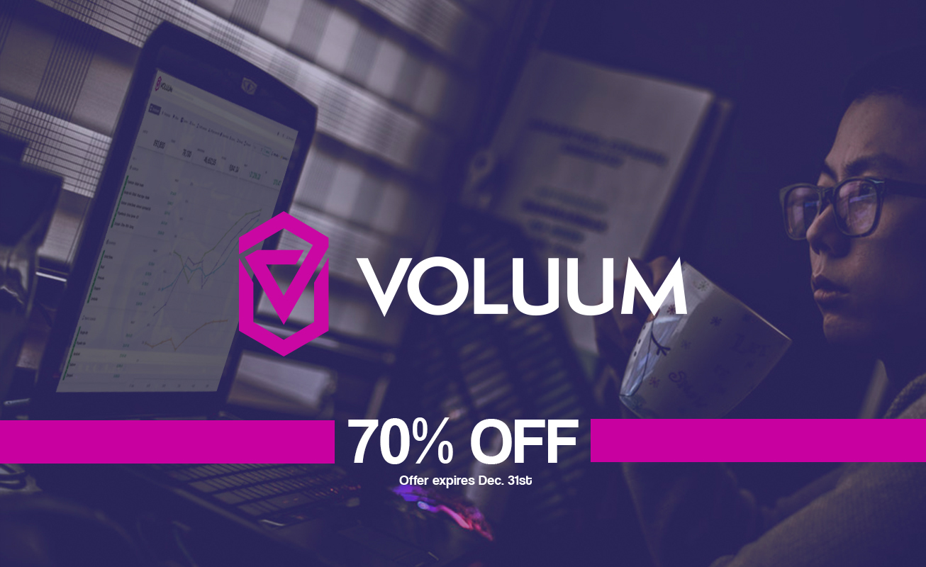 10 Days Remaining to Receive 70% Off Voluum Tracking