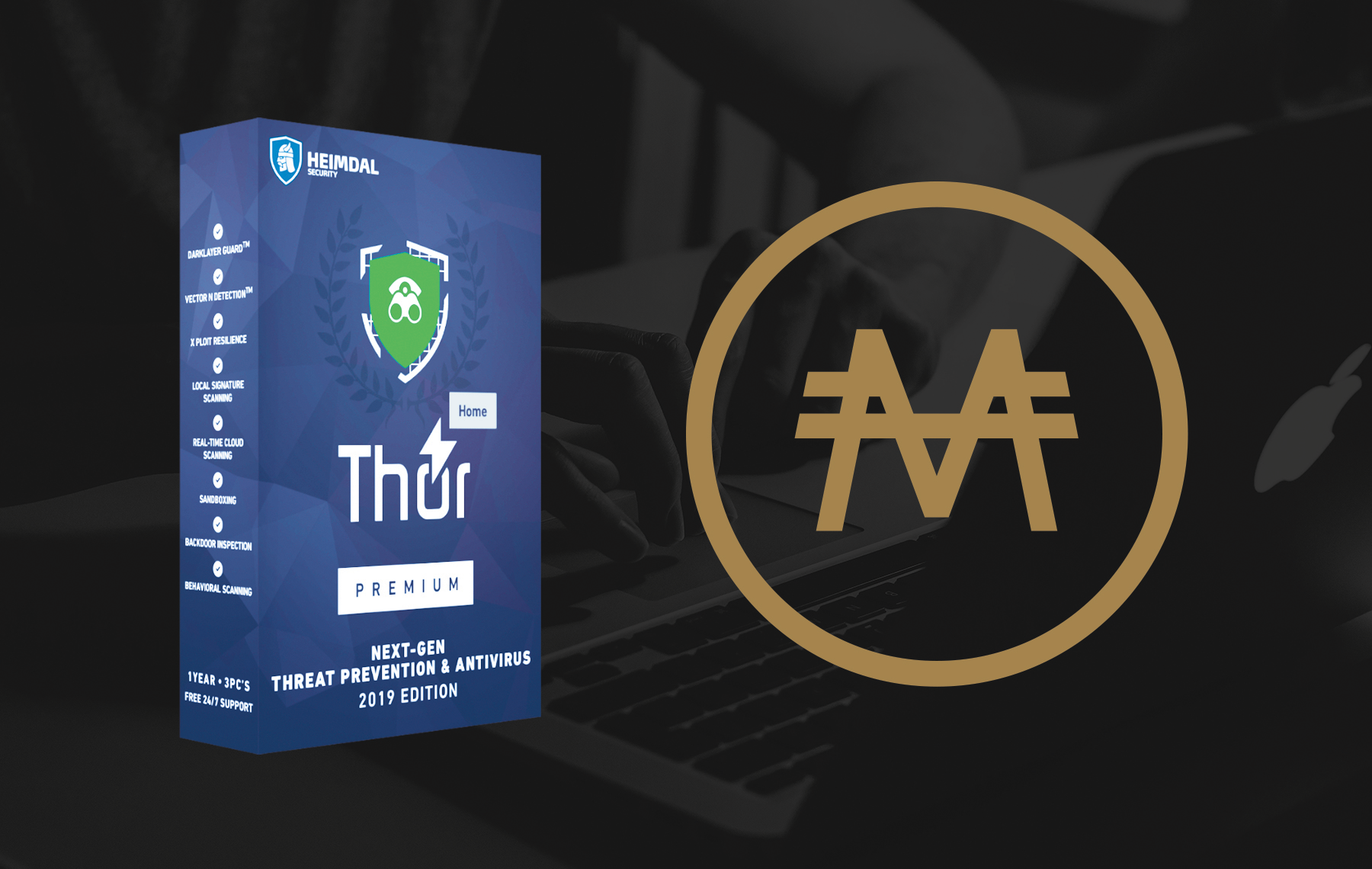 MaxMoney: Earn a +40% BONUS on Thor AntiVirus in October