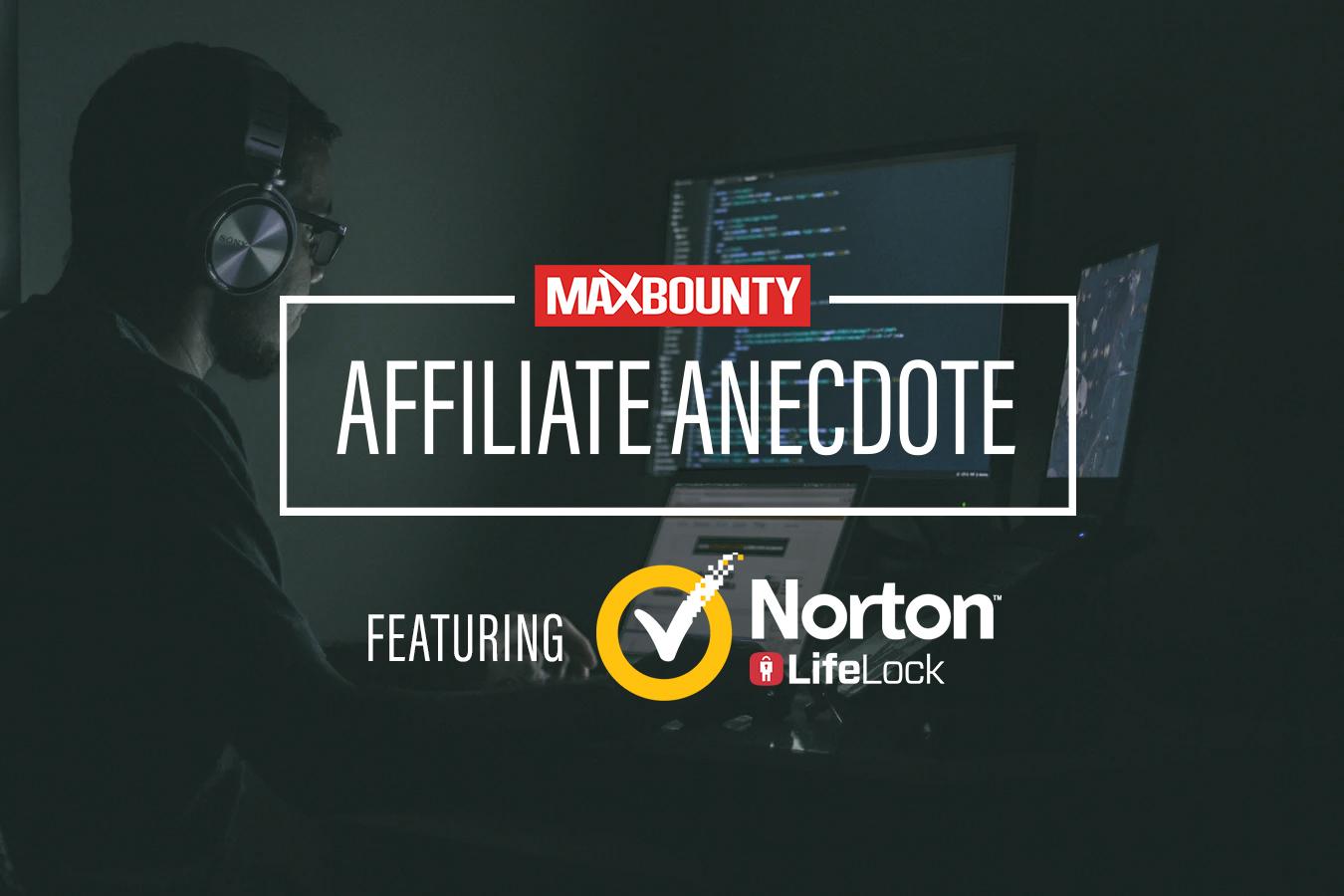 Affiliate Anecdote: Norton Antivirus