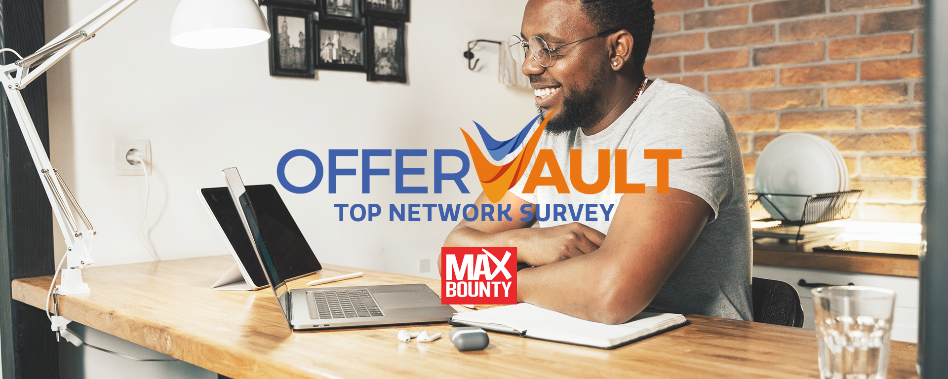 OfferVault Launches First Top CPA Network Survey: Vote MaxBounty Now